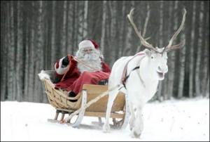 """""""Babbo Natale non esiste"""". Genitori contro catechisti"""