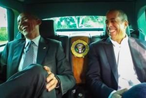 YOUTUBE Obama comico per un giorno a show di Jerry Seinfeld