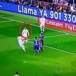 Benzema segna, e Cristiano Ronaldo si lamenta