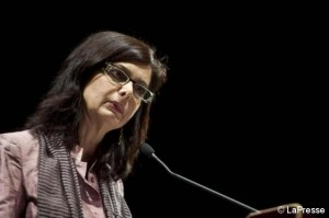 """Laura Boldrini nuova gaffe: in Europa """"reddito di dignità"""""""