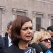 """Laura Boldrini: """"Isis non si combatte con"""