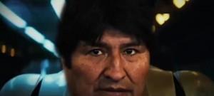 """Evo Morales in """"Star Wars"""", ma è uno spot elettorale"""