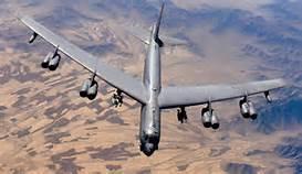 Il bombardiere B-52