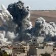 Bombardamenti russi in Siria