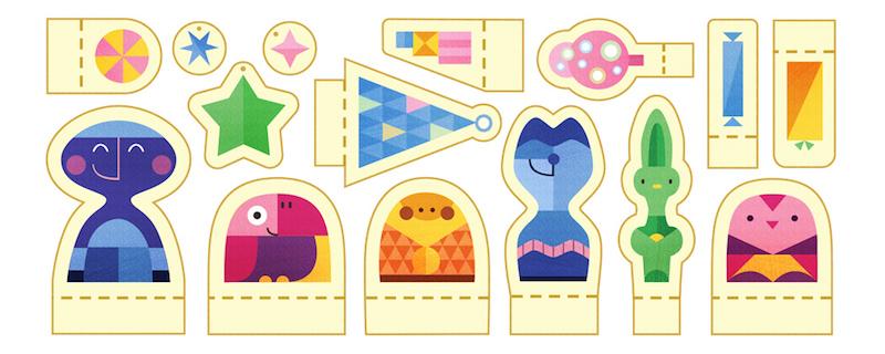 Google, il doodle per augurare Buone feste