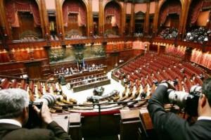 Parlamento 20 partiti che nessuno ha votato pezzi di fi for Tv camera deputati