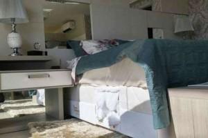 YOUTUBE-FOTO Cuccia nel materasso per dormire con il cane