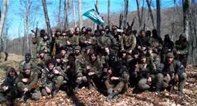 Combattenti caucasici