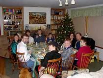 Una cena di Natale
