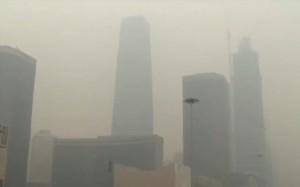 Pechino, allerta massima smog: chiuse le scuole VIDEO