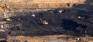 Una miniera di carbone in Cina