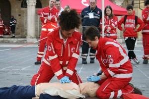Un diploma della Croce Rossa può salvare una vita