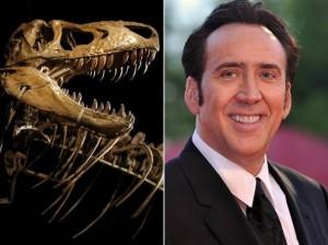 Nicholas Cage compra cranio dinosauro e...deve restituirlo