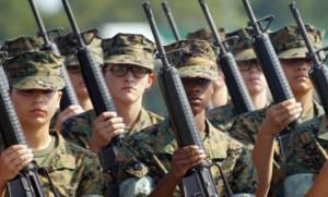 Usa, donne soldato in prima linea. Cade l'ultimo tabù