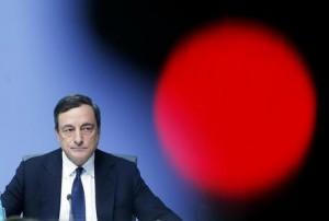 Alle banche costerà di più depositare alla Bce (-0,30%)