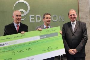 Edison Pulse, la premiazione dei vincitori dell'edizione 2015