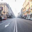Smog, Milano città fantasma FOTO: strade senza auto 6 ore 8