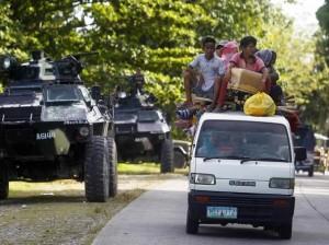 Filippine, ribelli musulmani attaccano cristiani: 14 mortiFilippine, ribelli musulmani attaccano cristiani: 14 morti