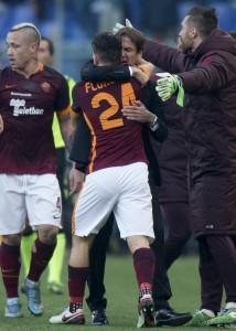 Florenzi corre, Garcia è salvo. La Roma no...