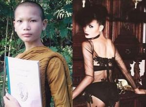 Mimi da monaco buddista a top model