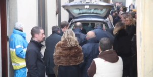 Licio Gelli funerali: nessun volto noto, tanti parenti