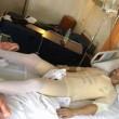 """Giacomo Urtis, nuova liposuzione per """"disegnare"""" i muscoli"""