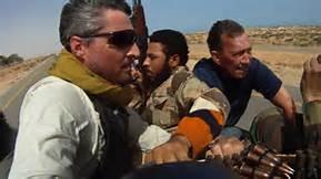 Giornalisti in zona di guerra