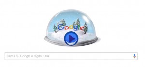 Solstizio d'inverno 22 dicembre 2015: doodle di Google