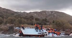 Greenpeace e Msf: salvataggio spettacolare migranti