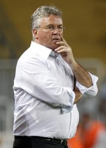 Chelsea, Guus Hiddink nuovo allenatore