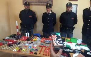 Napoli-Legia, il bilancio degli scontri: 17 arresti