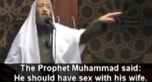 VIDEO Imam di Berlino parla delle donne islamiche a Virus