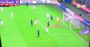 Inter-Cagliari, cori discriminatori contro Napoli