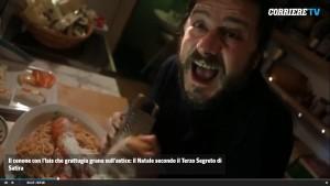 Terzo segreto di Satira: Isis gratta il formaggio sul pesce