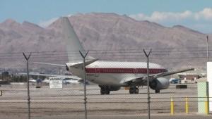 Compagnia aerea top secret cerca pilota per Area 51