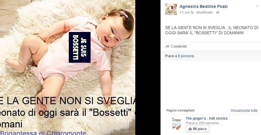 """""""Je suis Bossetti"""": su Facebook ultima campagna pro Bossetti"""