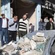 YouTube: kamikaze Isis si fa saltare in aria a Homs, Siria4