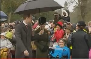 Kate Middleton messa Natale senza George e Charlotte