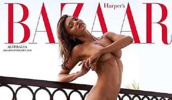 Miranda Kerr troppo sexy in copertina, rivista ritirata FOTO