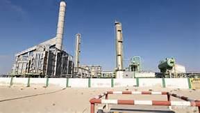 Campi petroliferi in Libia