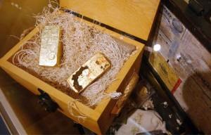 Oro Banca Etruria: 9.5 tonnellate. Solo Bankitalia ne ha più