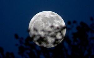 Natale in cielo: cometa, luna piena, stelle cadenti