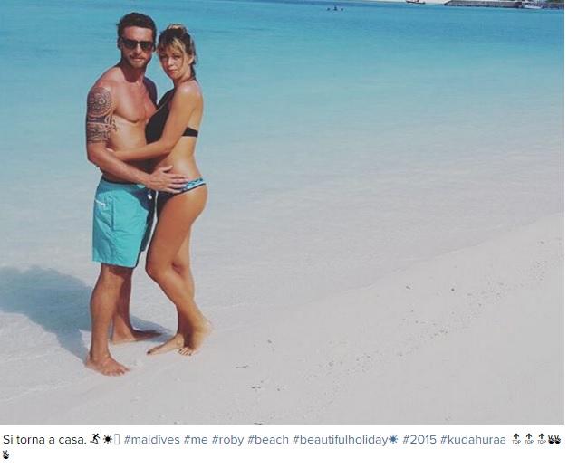 Claudio Marchisio e la foto pubblicata su Instagram