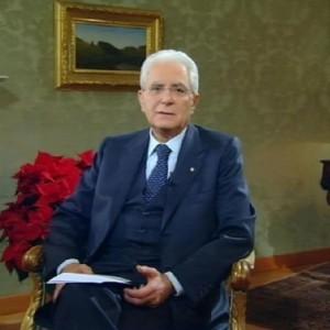 Mattarella discorso fine anno: lavoro, evasori, terrorismo