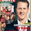 """Michael Schumacher cammina"", tabloid tedesco. Ira famiglia"