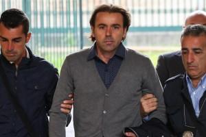 Michele Buoninconti in tribunale: dimagrito, irriconoscibile