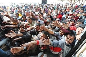 Università gratis per i richiedenti asilo, rivolta studenti