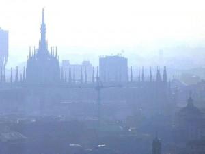 Smog record in Lombardia e Veneto. E sarà così fino a Natale