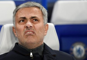 Guarda la versione ingrandita di Jose Mourinho (foto Ansa)