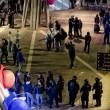 Napoli-Legia FOTO-VIDEO scontri: polacchi-napoletani-polizia